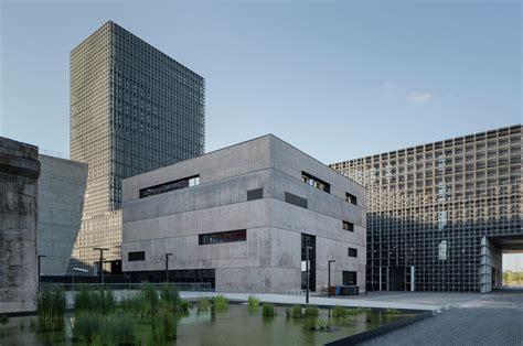 gallery of la maison du savoir of luxembourg