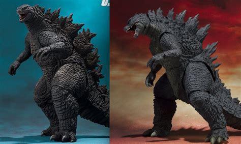 S.h. Monsterarts Reveals Godzilla, Rodan, Mothra & King