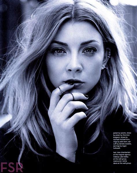 Natalie Dormer Site by Natalie Dormer In Magazine January 2015 Issue