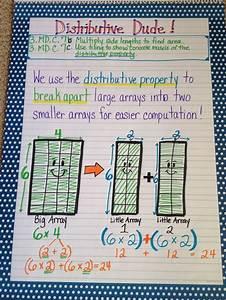 Distributive Property Of Multiplication 3rd Grade