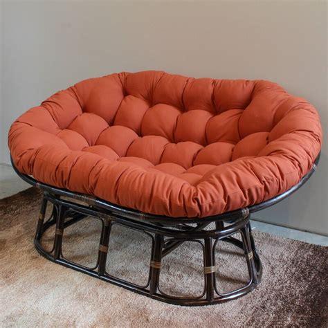 bay isle home bocanegra double papasan chair reviews