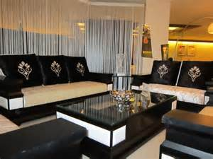Contemporary Living Room Furniture Sale Image