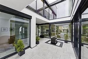 Musterhäuser Bad Vilbel : patio architektur einfamilienhaus innenarchitektur haus bad vilbel mit atrium okal fertighaus ~ Bigdaddyawards.com Haus und Dekorationen