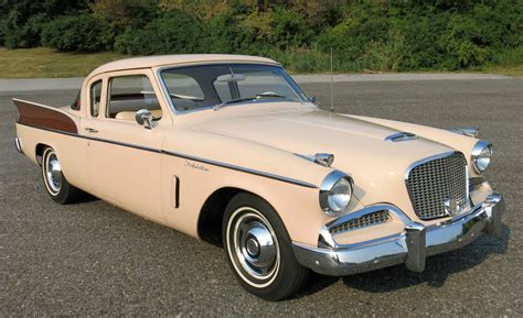 1958 Studebaker Silver Hawk | Connors Motorcar Company
