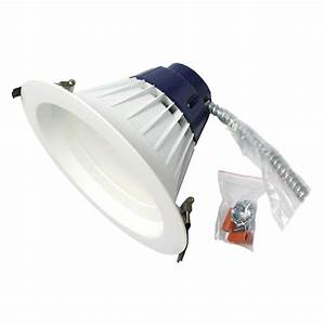 Sylvania led rt ho recessed can