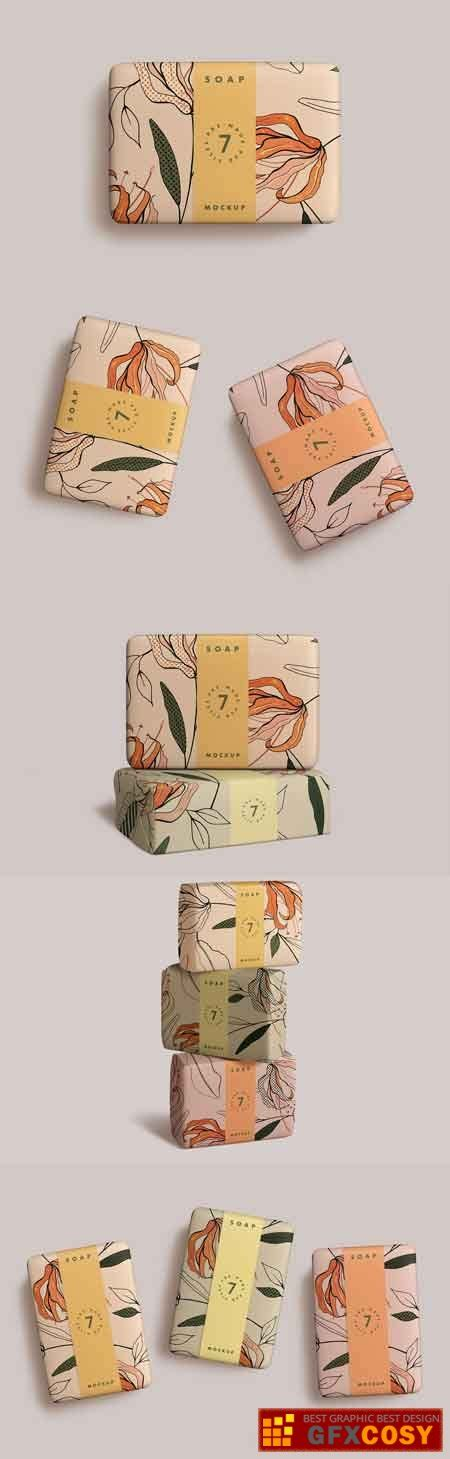 Impress your clients easily by using this free soap bar mockup in which you can personalize the craft soap, shopping bag and the wrapping paper to give your design a realistic look. Soap Packaging Mockups » Free Download Photoshop Vector ...