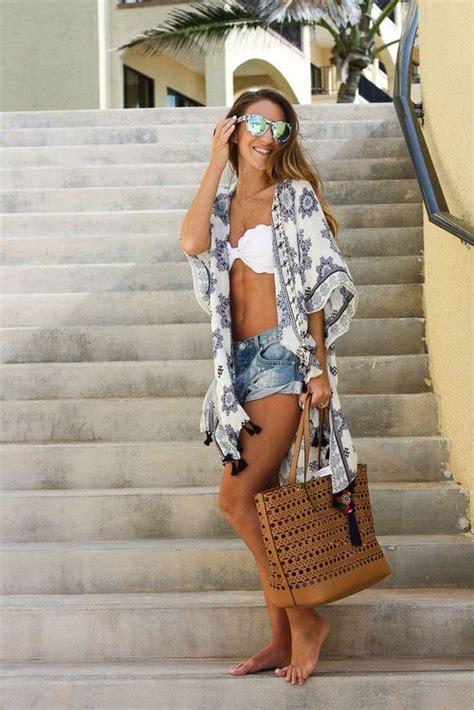 10 outfits modernos para playa que debes usar en 2018