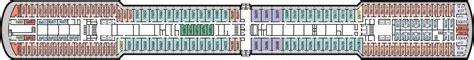 Hal Zuiderdam Deck Plans by Zuiderdam Verandah Deck Deck Plan Zuiderdam Deck 6