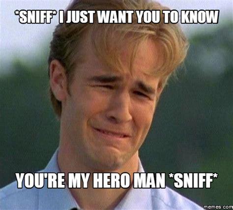 An Hero Meme - image gallery hero meme