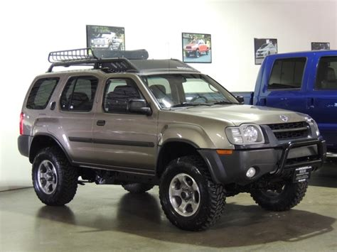 2003 Nissan Xterra Super Charge Lifted New Mud Tires 4x4