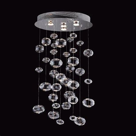 prospetto   light bubbles hanging large pendant