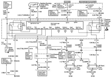 2000 Chevy Camaro Headlight Wiring Diagram by Repair Guides F Car Lighting Systems 3 Of 3