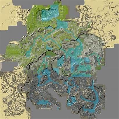 Ark Aberration Map Survival Crystal Isles Evolved