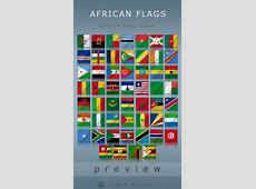 African flags by alpak on DeviantArt