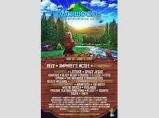 Festival Backwoods at Mulberry Mountain – Ozark, Ark