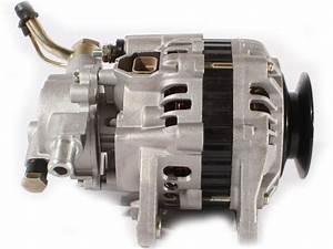 Mitsubishi Triton Alternator 83