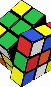Clipart Of Cubic Clipart Of Cubic - Cubo Rubik Vector ...