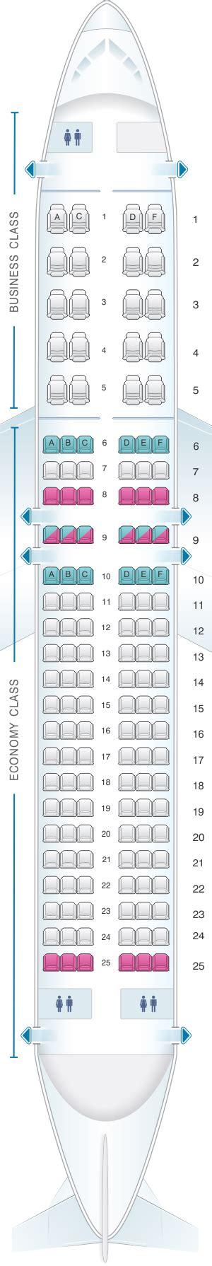 plan des sieges airbus a320 plan de cabine aeroflot airlines airbus a320 200