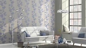 Tapeten Wohnzimmer 2016 : tapeten trends ophelia erismann 8 ~ Orissabook.com Haus und Dekorationen