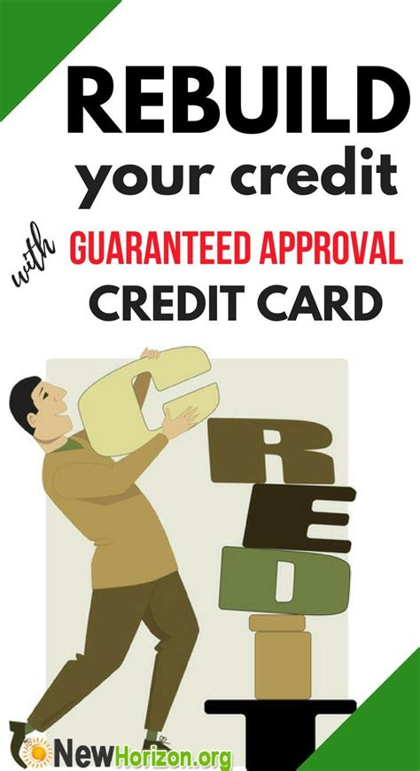 Points are not awarded on promotional credit purchases. Using Guaranteed Approval Credit Cards To Rebuild Your Credit | Guaranteed approval credit card ...