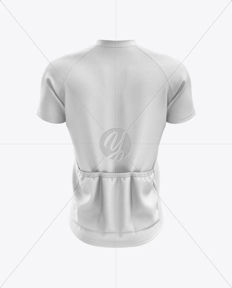 Mockups design is a site where you can find free premium mockups that can be used in your private and commercial work. Download Men's Cross Country Jersey mockup (Back View) PSD