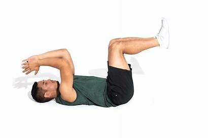 Exercise Dead Bug Six Fitness Workout Tomboy
