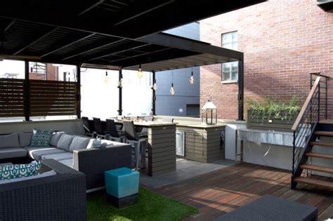 chicago roof decks pergolas and patios urban rooftops chicago roof decks