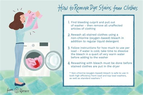 how to remove color stains from clothes how to remove dye stains from clothes