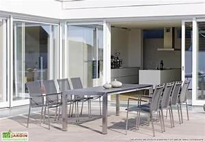 Salon De Jardin 2017 : salon de jardin inox royal sofa id e de canap et meuble maison ~ Preciouscoupons.com Idées de Décoration