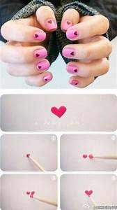 10 Step By Step Valentine's Day Nail Art Tutorials For ...