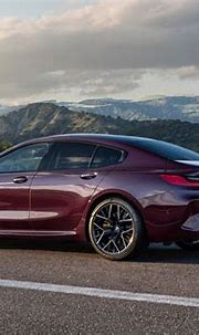 The 2020 BMW M8 Gran Coupe Is a Sublime Tourer With 600 HP
