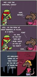 TEENAGE MUTANT ... Tmnt Ninja Quotes