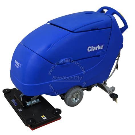 Clarke Floor Scrubber Focus Ii by Clarke Focus Ii Boost 32 Floor Scrubber Machine Scrubber