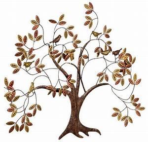 Wanddeko Baum Metall : home affaire wanddekoration baum aus metall otto ~ Whattoseeinmadrid.com Haus und Dekorationen