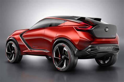 nissan gripz concept cars diseno art