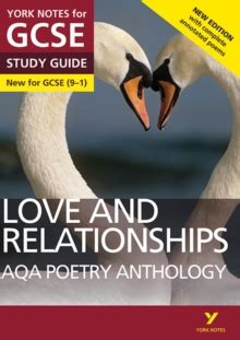 Aqa Poetry Anthology  Love And Relationships York Notes For Gcse (91)  Second Edition Mary