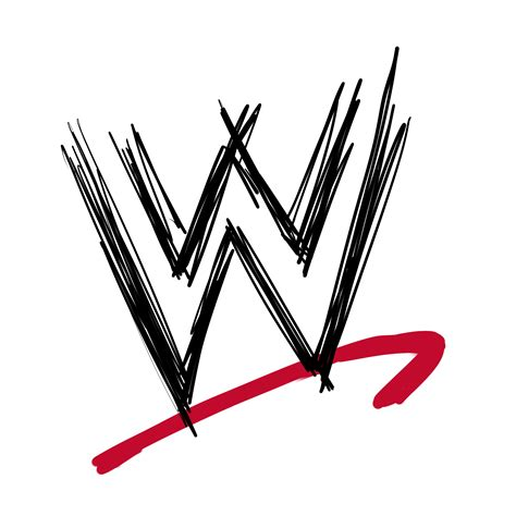 draw  wwe logo  steps  pictures wikihow