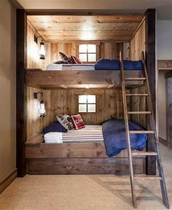 Best 25+ Wooden bunk beds ideas on Pinterest Rustic kids
