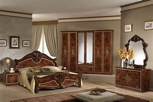 Beautiful Italian Bedroom Furniture for A Luxury - Bedroom