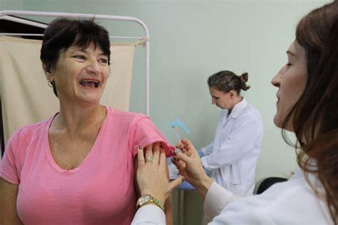 Cerca de 90 mil doses da vacina contra a gripe já foram ...