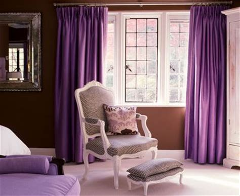 beautiful purple and brown bedroom house decor