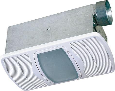 bathroom fan heater combo air king ak55l combination exhaust fan heater 100 w 70 cfm 4346
