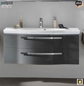 Waschtisch Set 120 Cm : pelipal fokus 4005 waschtisch set 120 cm mit mineralwaschtisch v1 5 led optional impuls home ~ Bigdaddyawards.com Haus und Dekorationen