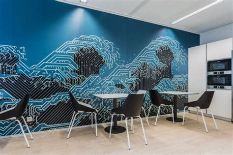 Wall Mural Ideas Office by 17 Corporate And Office Wall Mural Design Ideas The