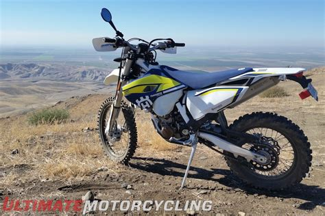 Husqvarna Fe 501 Picture by 2016 Husqvarna Fe 501 S Dual Sport Test Review