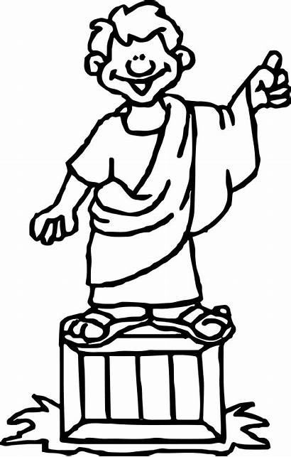 Coloring Rome Ancient Talk Pages Wecoloringpage General
