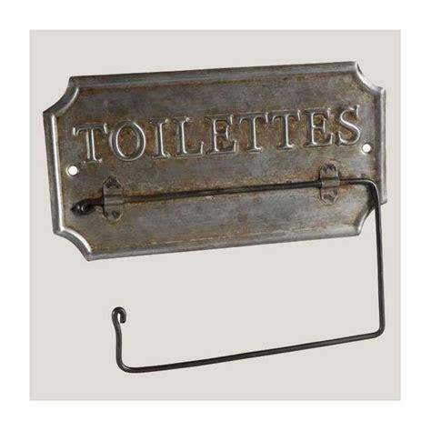 cuisine poubelle dérouleur papier wc zinc pour des toilettes décoration