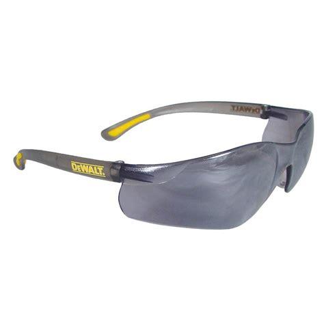 dewalt safety glasses dewalt dpg52 6 contractor pro safety glasses gray