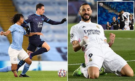 Champions League LIVE: Man City vs Marseille, Real Madrid ...