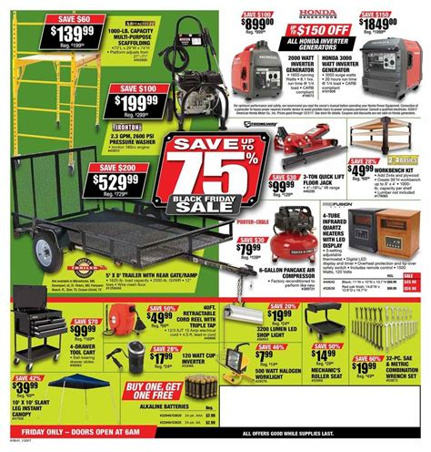black friday tool cabinet deals northern tool black friday ads sales deals doorbusters